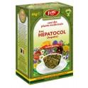 Ceai hepatocol punga 50 g - Fares