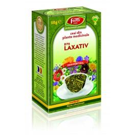 F Ceai laxativ 50 g