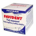 FAV Praf albire dinti Favident Q10 50 ml