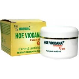 HOF Viodana crema antirid cu Q10 50ml