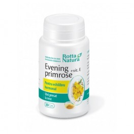 ROT Evening Primrose+Vitamina E 30 cps