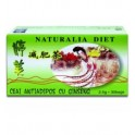R Ceai antiadipos cu ginseng 30 doze Naturalia Diet
