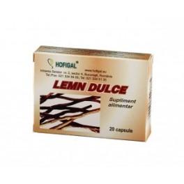 Hof Lemn dulce 20cps