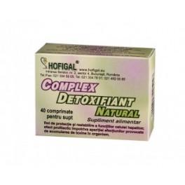 HOF Complex detoxifiant 40 cpr