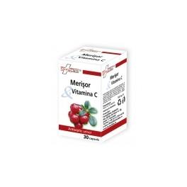 FAC Merisor+Vitamina C 30cps