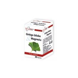 FAC Ginkgo biloba+ Magneziu 30 cps