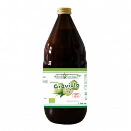 Suc graviola bio 500ml Health Nutrition